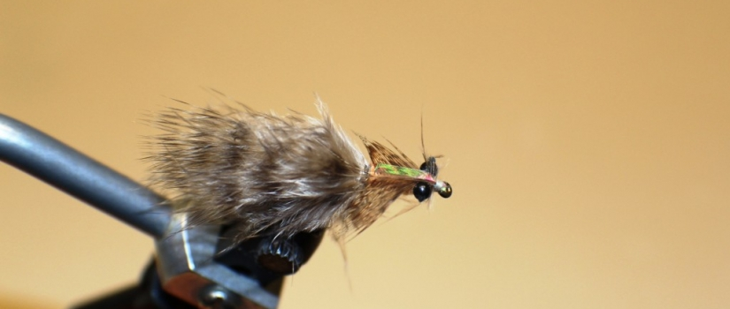Wiggle Hex fly pattern